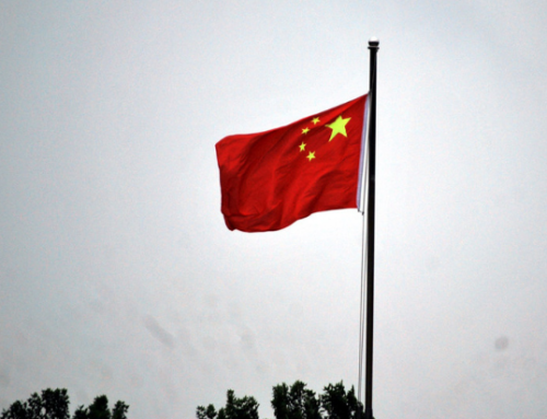 China is raising its flag in Central and Eastern Europe