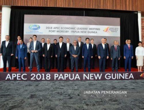 Pozice Číny vjednání Asijsko-pacifického hospodářského společenství