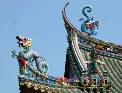 Treba sa báť čínskeho draka?
