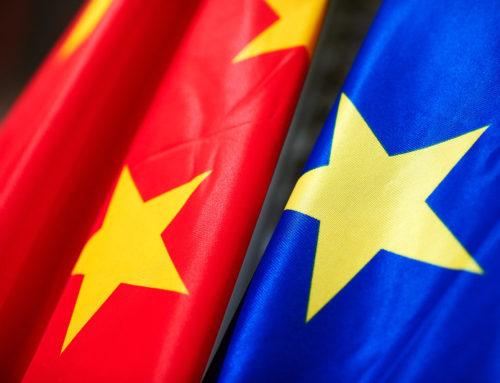 Kto rozbíja európsku jednotu proti Číne?