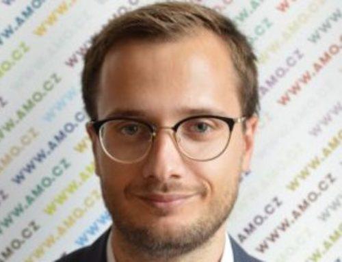Filip Sebok's interview for Sveriges Radio on Sino-Czech relations