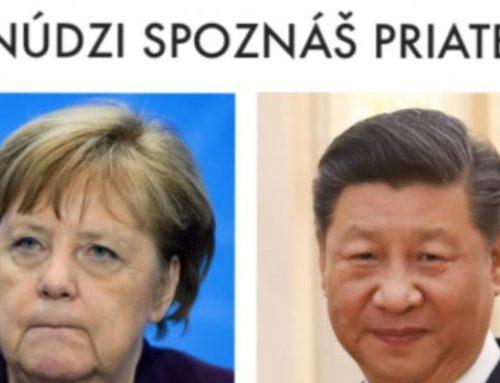 Čína je náš kamarát. Príbehy odobrom Pekingu dorazili na Slovensko spolu srúškami